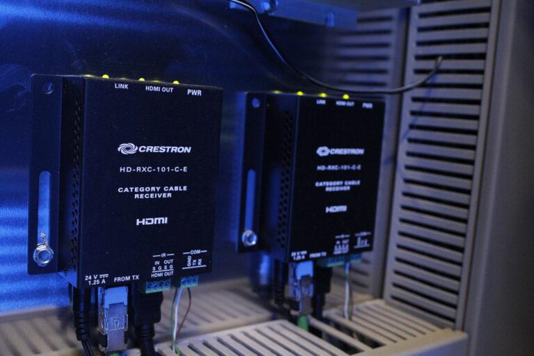 Medientechnik Crestron HD-RXC-101-C-E